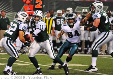 'Football: Jets-v-Eagles, Sep 2009 - 07' photo (c) 2009, Ed Yourdon - license: http://creativecommons.org/licenses/by-sa/2.0/