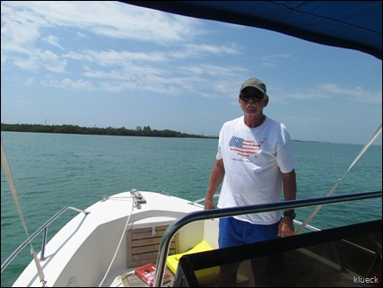 Al in Proline boat