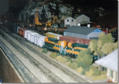 15 LK&R Layout at the Triangle Mall in November 1997