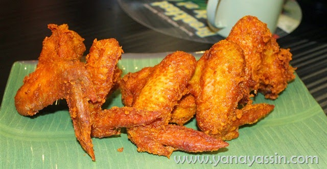 MyNasi - Chicken Wing Sedap
