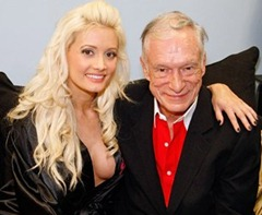 frases - 01 - Holly Madison e o ex Hugh Hefner