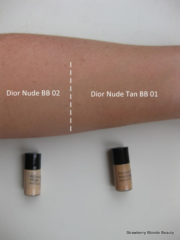 Dior-Nude-BB-Cream-swatches