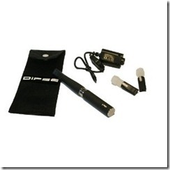 Ego-t elektronische Zigarette set im Etui von DIPSE
