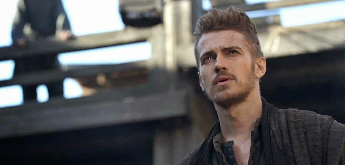 Hayden Christensen To Lead MARCO POLO 3D
