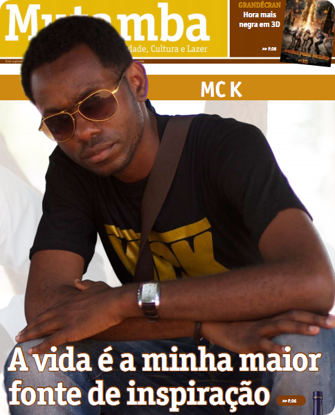 Novo Jornal Vs Mc K