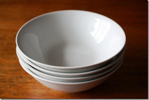 TargetWhiteBowls