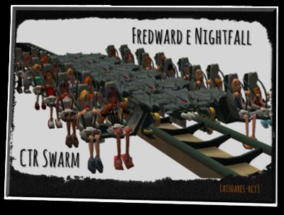 CTR Swarm (Fredward e Nightfall) lassoares-rct3