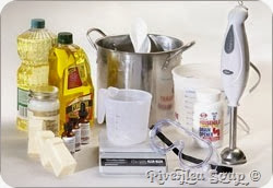 soap equipment