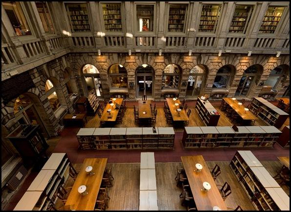 Bibliothèque Sansovino, Venise , Italie-6