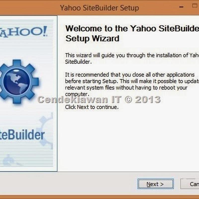 Yahoo! SiteBuilder Free