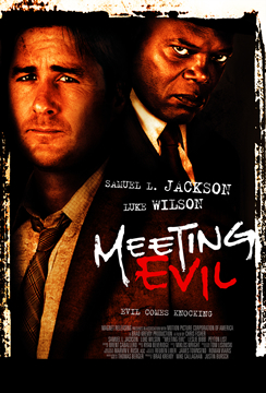 capa Meeting Evil