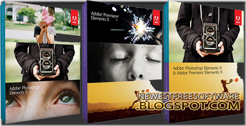 Adobe Photoshop Elements 11 &amp; Adobe Premiere Elements 11