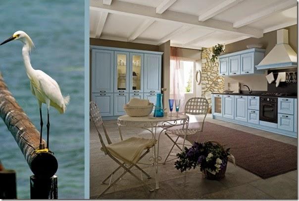 arredamento - cucine classiche - campagna - provenzale - Canova-rugiada