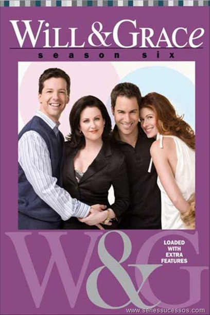 Will & Grace - series sucessos