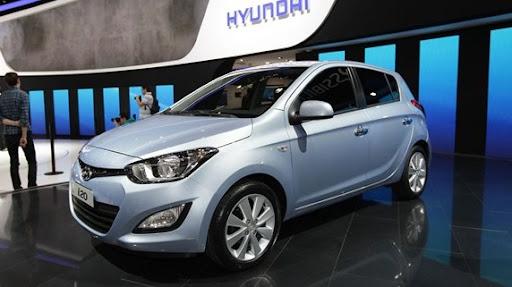 Makyajlı 2012 Hyundai i20'nin Fiyatı Belli Oldu