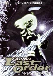 P00016 - Gunnm Last Order Tomo #16