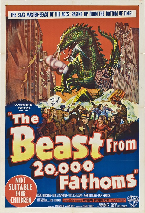 Beast From 20000 Fathoms 01