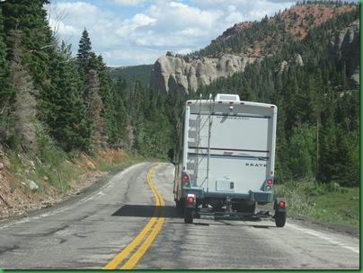 Cedar Breaks to Utah Lake 030