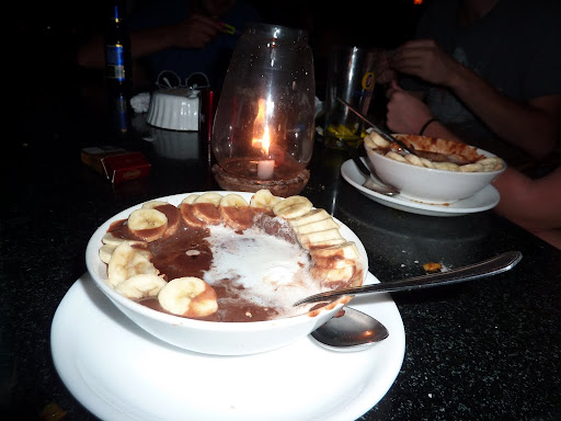 This cauldron of calories is called a &#039;Hail to the Queen&#039;. Unsurprisingly, its short life tastes just lovely.