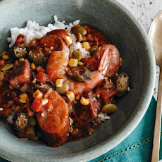 Creole Succotash from 'Treme'