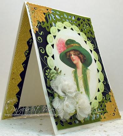 Pretty in the Green Hat 2014  r