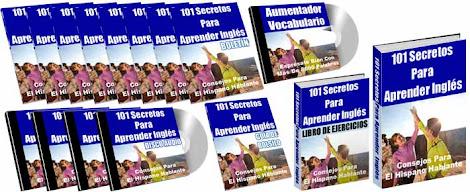 101 SECRETOS PARA APRENDER INGLÉS [ Curso ] – Consejos para el hispano hablante. Cómo llevar tu inglés de intermedio a avanzado en 8 semanas