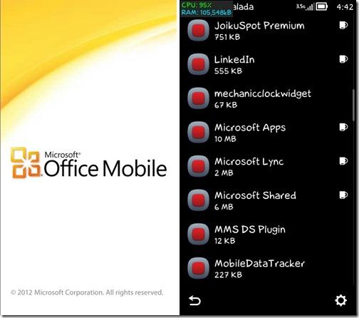 Symbian Office