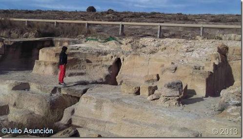Baños romanos de Fortuna - Murcia