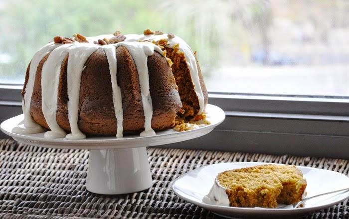 pumpkin bundt cake (14)