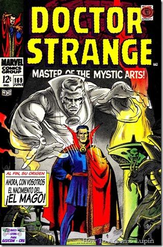 P00001 - Dr Strange   por mastergel v1 #169