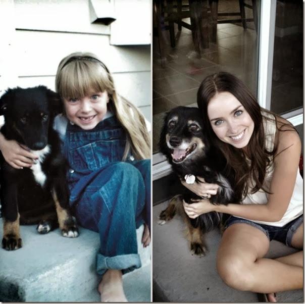 Antes e Depois de Animais de Estimação (5)