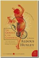 genius-goddess-novel-aldous-huxley-paperback-cover-art