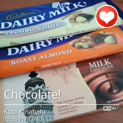 Minggu Makan Coklat!