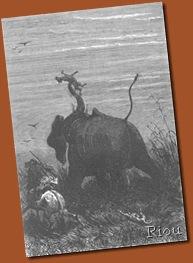 Jules Verne. Aventures de trois russes et trois anglais