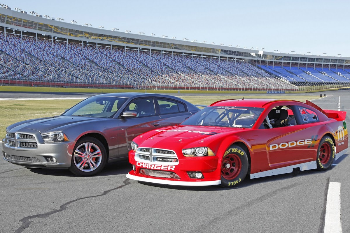 It's Official: Dodge to Withdraw from NASCAR in 2013