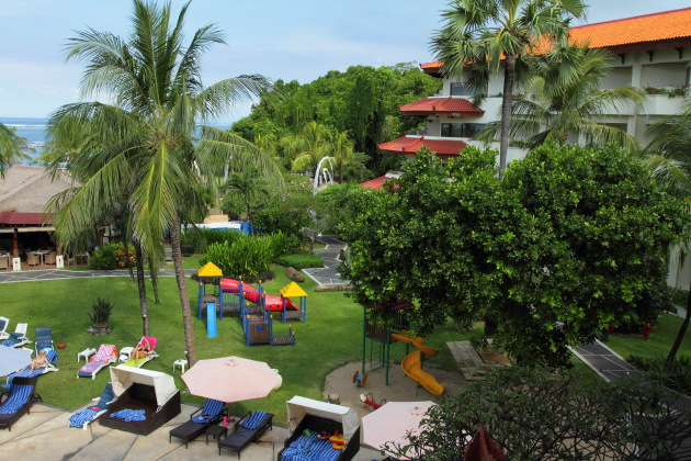 Grand Mirage Resort - A family friendly five star hotel in South Bali, Indonesia