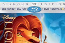 Lion King Comes In a 3D Format
