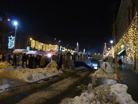 Piata de Craciun Bucuresti