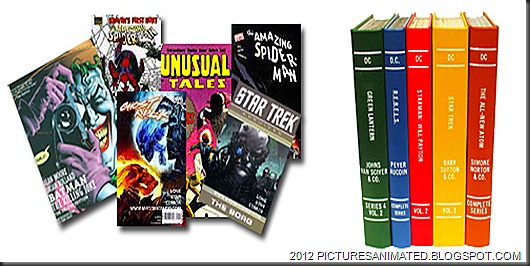 comics-to-books