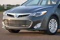 New 2013 Toyota Avalon Brings A Sexier Body And Lower