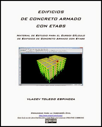 edificios de concreto armado con etabs