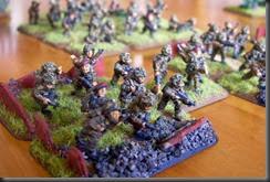 British Para Infantry