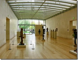 Renzo Piano Nasher Sculpture Museum
