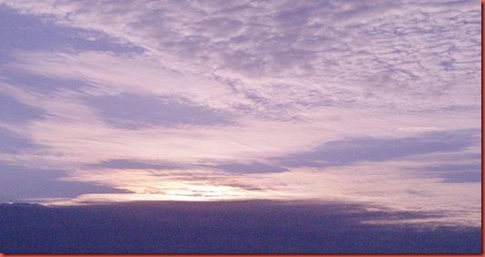Sunrise 9 11 11