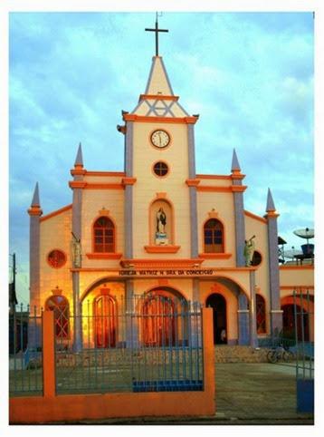 Igreja da Nossa Senhora da Conceiçao de Afuà - Parà