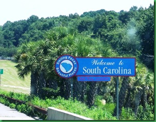 I-95 going North 010A