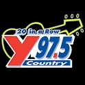 97.5 Y-Country icon