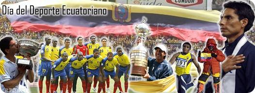 deporte ecuatoriano