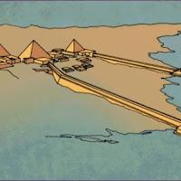 09.- Las pirámides y sus templos.