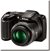Snapdeal: Buy Nikon Coolpix L330 20 MP Point and Shoot Digital Camera Rs. 9012